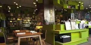 北京Kubrick书店及咖啡室