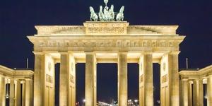 柏林最后一道城门