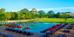 体验自然山水与当代雕塑艺术的绝妙融合——Club Med桂林度假村