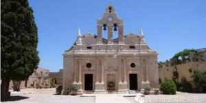 克里特岛阿卡迪修道院