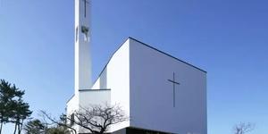 济州岛JA弧形教堂