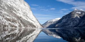 国王湖——阿尔卑斯山落下的蓝色泪珠