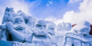 雪の美|札幌雪祭