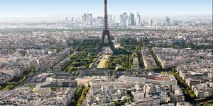 巴黎必游景点TOP10