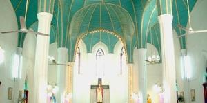 厦门最美的哥特式天主教堂——鼓浪屿天主堂
