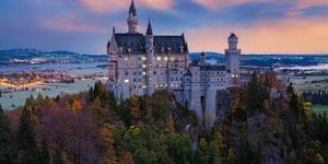 来自梦幻世界的童话之城