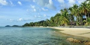 除了查汶海滩,苏梅的沙滩还有他们!