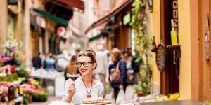 觅食博洛尼亚——红杂货餐厅 & Le Stanze餐厅