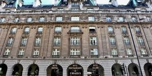 伦敦丽兹酒店的下午茶