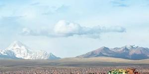 玻利维亚特色的斑斓城市——奥尔托